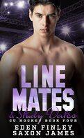 CU Hockey, Tome 4 : Line Mates & Study Dates