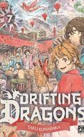Drifting Dragons, Tome 7