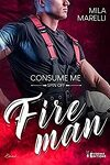 couverture Fireman Tome 2: Consume me
