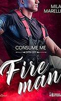 Fireman Tome 2: Consume me