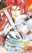 Freya : L'Ombre du prince, Tome 5