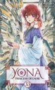 Yona, princesse de l'aube, Tome 33