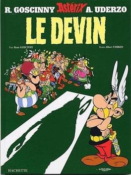 Couverture du livre : Astérix, Tome 19 : Le devin