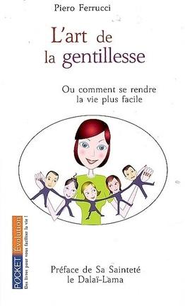 Couverture du livre : L'art de la gentillesse