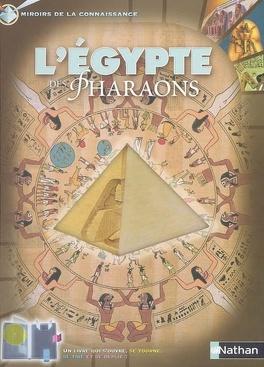 Couverture du livre : L'Egypte des pharaons