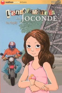Couverture du livre : L'enlèvement de la Joconde