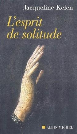 Couverture du livre : L'esprit de solitude