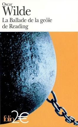Couverture du livre : La ballade de la geôle de Reading