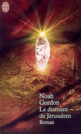 Couverture du livre : Le diamant de Jérusalem