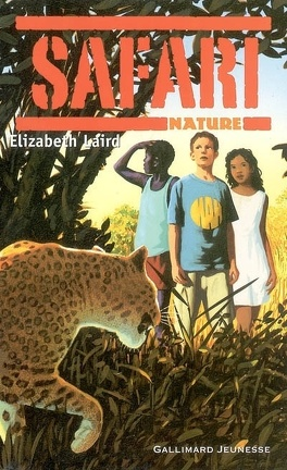 Couverture du livre : Safari nature