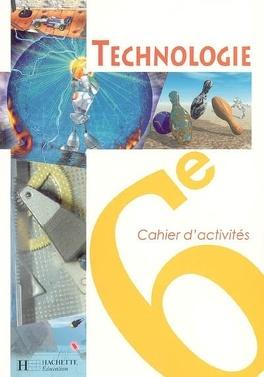 Complètement et à l'extrême Couvertures, images et illustrations de Technologie 6e : cahier d @FF_42