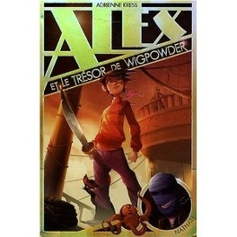 Couverture du livre : Alex et le trésor de Wigpowder
