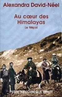 Couverture du livre : Au coeur des Himalayas : le Népal