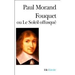 Couverture du livre : Fouquet ou le soleil offusqué