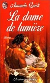 Couverture du livre : La Dame de lumière