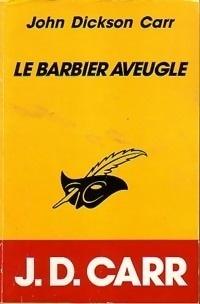 Couverture du livre : Le barbier aveugle