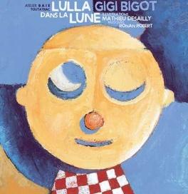 Couverture du livre : Lulla dans la lune