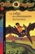 La Cabane magique, Tome 1 : La Vallée des dinosaures