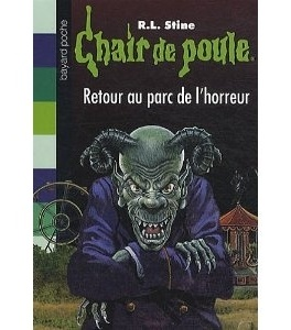 Chair De Poule Les 74 Livres De La Serie
