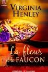 couverture The Medieval Plantagenet Trilogy, Tome 1 : La fleur et le faucon