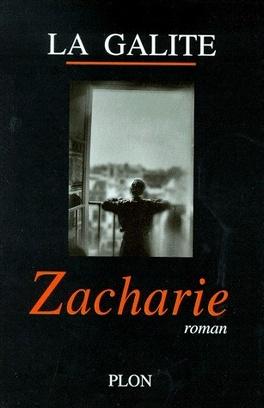 Couverture du livre : Zacharie