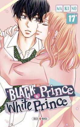 Couverture du livre : Black Prince & White Prince, Tome 17