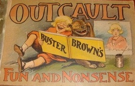 Couverture du livre : Buster Brown's Fun and Nonsense