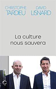 Couverture du livre : La culture nous sauvera