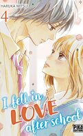 I fell in love after school, Tome 4