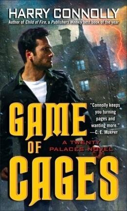 Couverture du livre : Les enfants du feu, Tome 2 : Games of Cages