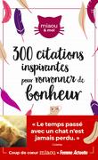 300 citations inspirantes pour ronronner de bonheur