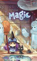 Magic, Tome 1 : La fillette aux cheveux violets