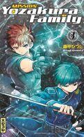 Mission : Yozakura Family, Tome 3
