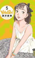 Yawara (Perfect Edition), Tome 5
