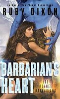 Ice Planet Barbarians, Tome 10 : Barbarian's Heart