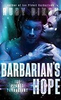 Ice Planet Barbarians, Tome 11 : Barbarian's Hope