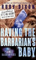Ice Planet Barbarians, Tome 6.5 : Having the Barbarian's Baby