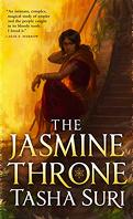 Burning Kingdoms, Tome 1 : The Jasmine Throne