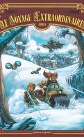 Le Voyage extraordinaire, Tome 8 : Cycle 3 - Vingt mille lieues sous les glaces 2/3