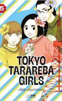 Tokyo Tarareba Girls, Tome 5