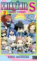 Fairy Tail S, Tome 2