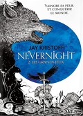 Nevernight, Tome 2 : Les Grands Jeux