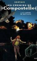 Les chemins de Compostelle, tome 4 : Le vampire de Bretagne