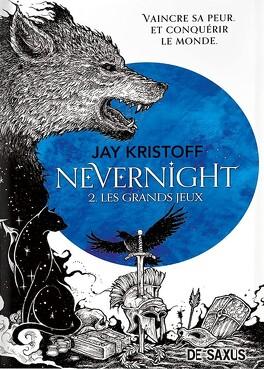 Couverture du livre : Nevernight, Tome 2 : Les Grands Jeux