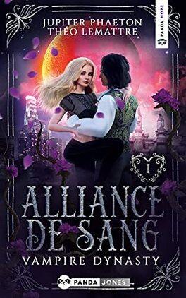Couverture du livre : Vampire Dynasty, Tome 1 : Alliance de Sang