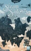 Steam Sailors, Tome 1 : L'Héliotrope