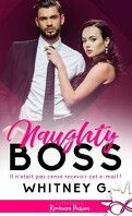 Steamy Coffee Collection, Tome 1 : Naughty Boss