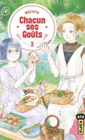 Chacun ses goûts, Tome 3