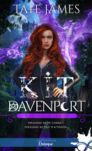 Kit Davenport, Tome 2 : Les Ailes du dragon