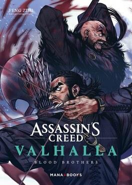 Couverture du livre : Assassin's Creed Valhalla, Blood Brothers - Tome 1